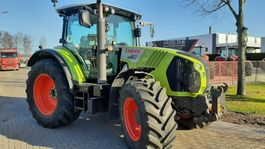 farm tractor Claas Arion 650 Cebis with frontlift / PTO, Airbrakes 2013