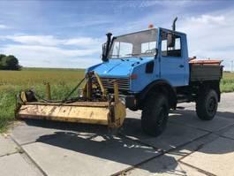 drop side truck Unimog 1978