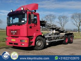 container truck MAN 27.414 1996