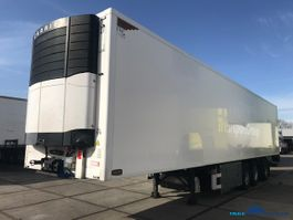 refrigerated semi trailer Pacton Frigotrailer Carrier Vector 1800 loadlift 2.500kg 2006