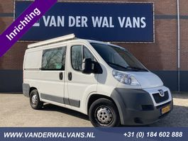 closed lcv Peugeot Boxer 2.2HDI L1H1 Airco, imperiaal, trap, trekhaak, luchtvering 2014