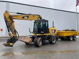 wheeled excavator Caterpillar M315D 2015