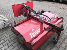 Radlader Weidemann - Bavo- veegmachine