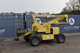 articulated boom lift wheeled Niftylift HR12D 2006