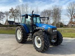 farm tractor New Holland TM 135 2000