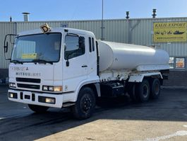 tank truck Mitsubishi Fuso FV515MCL 6x4 Water Tank Truck 17.000L Full Spring Good Condition 2008