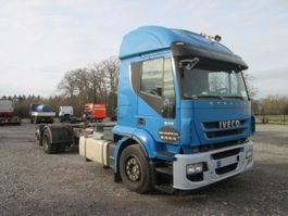 chassis cab truck Iveco AT260S31YFS 6x2*4, KLIMA, E5 2008