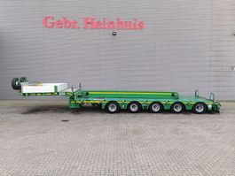 Satteltieflader Auflieger Doll S5H-T Powersteering 22.3 Meter extandable! 2007