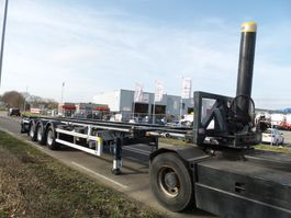 container chassis semi trailer LAG 40 ft tipping chassis O-3-CC 2015