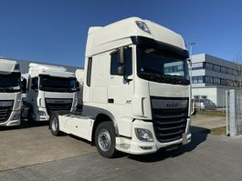 cab over engine DAF XF 460 SSC, ACC, Intarder, 2Tanks 2015