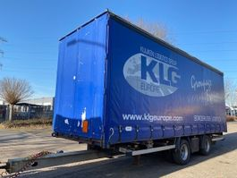 other full trailers Tracon TM 20 2008