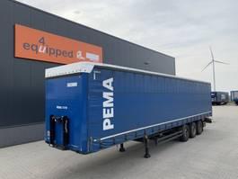 sliding curtain semi trailer Kögel COIL, SAF INTRADISC, Code-XL, multilock 2013