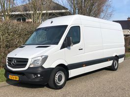 closed lcv Mercedes-Benz Sprinter 316 L3H2 | Airco Cruise | Camera | nette bus! 2015