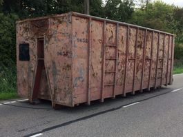 other containers Container 40m3 container bak containerbak 40 kuub
