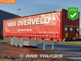 andere Container Other 45 ft Curtainside Container Bordwande 45ft Alu side boards,wood fl... 2007