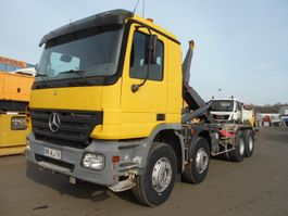 drop side truck Mercedes-Benz ACTROS 3236 2004