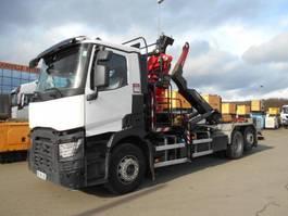drop side truck Renault C460.26 2020