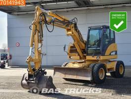 wheeled excavator Caterpillar Hydrema M1100C 2007