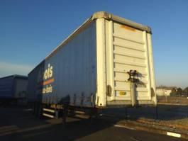 sliding curtain semi trailer Fruehauf Semitrailer Curtainsider Standard 2006