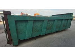 open top shipping container Occ Afzetcontainer Clijsters 11.M³