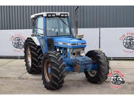 farm tractor Ford 7810