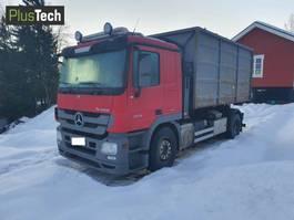 container truck Mercedes-Benz Actros 1836 2011