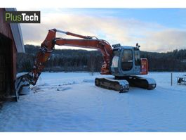 crawler excavator Hitachi ZX 135 US 2001