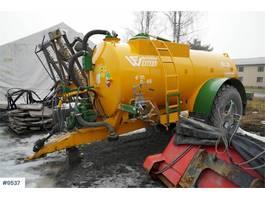 farm tractor Western Fabrications WF 8LS vakum wagon 2016