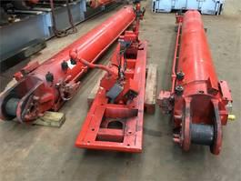 other equipment part Liebherr LTM 1500-8.1 boom lift cylinder set