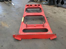 other equipment part Liebherr LTM 1500-8.1 counterweight support tray