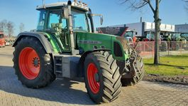 farm tractor Fendt 818 Vario TMS with Frontlift 2005
