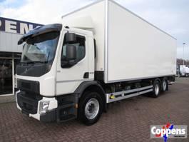 swap body truck Volvo FE 320 6x2 Afzetbak / Twistlocks Euro 6 2016