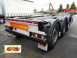 other semi trailers A&D Polyvalent chassis