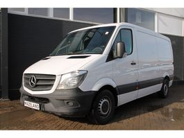closed lcv Mercedes-Benz Sprinter 314 2.2 CDI L2H1 - Airco - Navi - Camera - € 17.950,- Ex. 2016