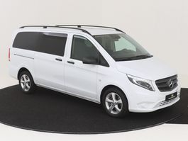 closed lcv Mercedes-Benz Vito 119 CDI LANG DC 5 PERSOONS 320L SELECT LED NAVIGATIE AIRCO CRUISE CONTRO... 2019