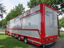 livestock semi trailer CUPPERS LVO 12-27 ASL 2010
