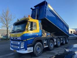 tipper truck > 7.5 t Volvo FM 460 10X6 EURO 6 + NIEUWE APK 2014