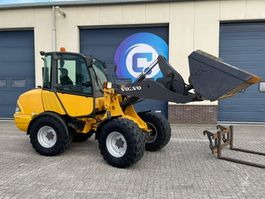 Radlader Volvo L25 B-Z Wiellader - Wheelloader - Hours 5108 !!  GOOD CONDITION 2009