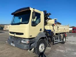 tipper truck > 7.5 t Renault Kerax 2004