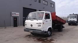 tipper truck > 7.5 t Volkswagen L 80 (FULL STEEL SUSPENSION / EURO 2) 2000