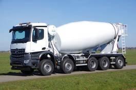 concrete mixer truck Mercedes-Benz Arocs 4942-B 10x4 - Euro 6 - Concrete Mixer 15m3 - Hybrid PTO - NEW 2020