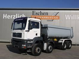 tipper truck > 7.5 t MAN TGA 35.430 8x8 Muldenkipper 2006