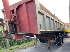 tipper semi trailer Kaiser SR 1991