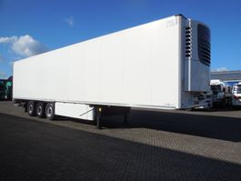 refrigerated semi trailer Schmitz Cargobull SCB*S3B Liftas 5263 HOURS 2014