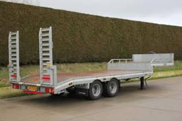 Satteltieflader Auflieger Veldhuizen 9,7-tons Semi-dieplader oplegger 2020