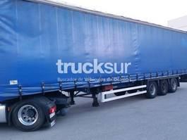 tilt trailer Lecitrailer 3 E20 2008