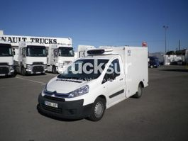 refrigerated closed box lcv Citroën Jumpy 125.29   20ºc 2015
