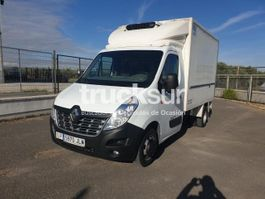 refrigerated closed box lcv Renault Master 2016