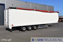 walking floor semi trailer Stas S300ZX | WALKING FLOOR / SCHUBBODEN 92 M³ * APK 06-2021 2013
