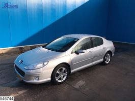 other passenger car Peugeot 407 Automatic gearbox 2006